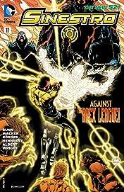 Sinestro (2014-2016) #11