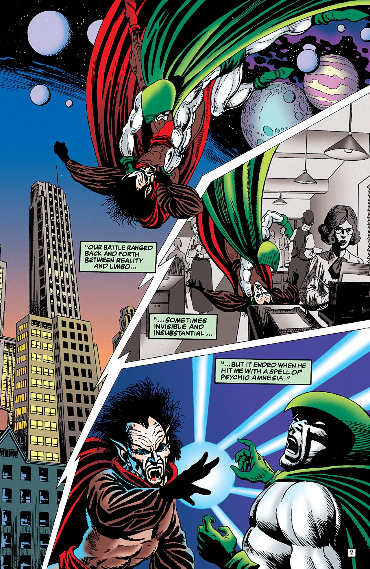 The Spectre (1992-1998) #26