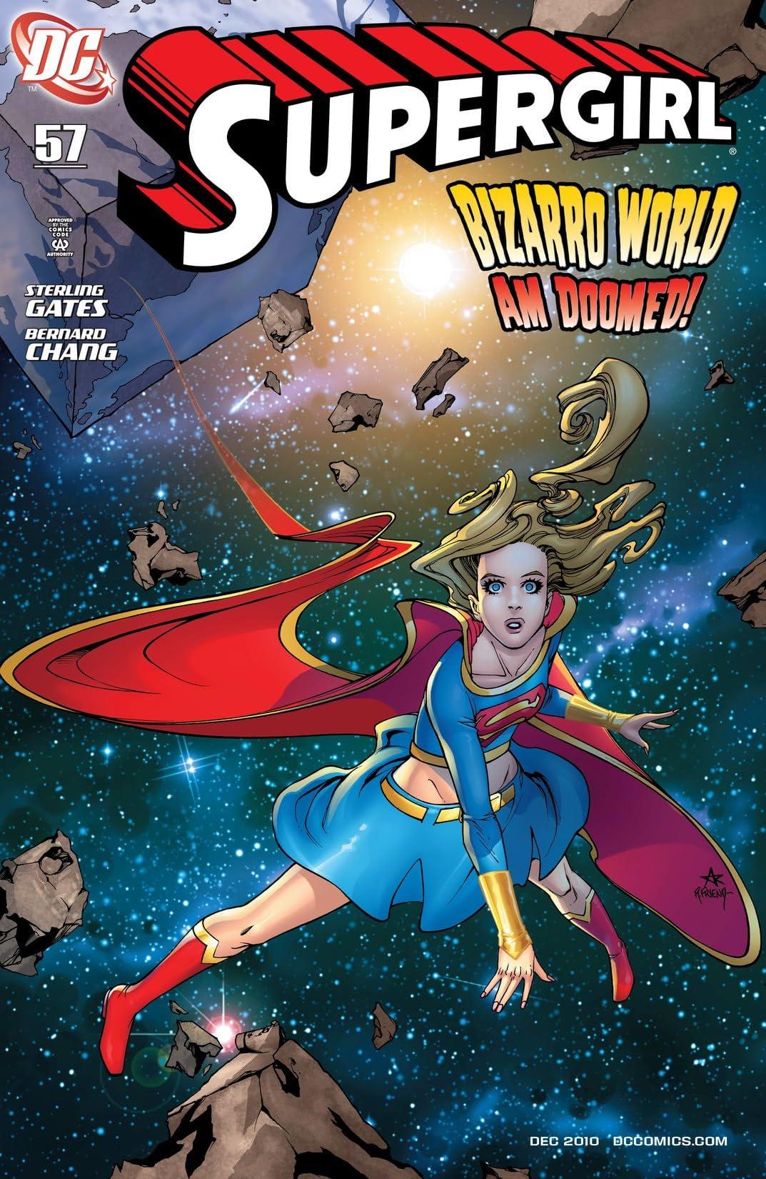 Supergirl (2005-2011) #57