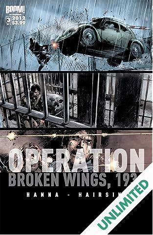 Operation Broken Wings 1936 #3 (of 3)