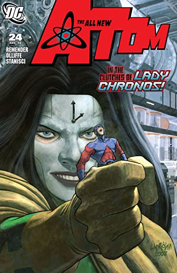 The All New Atom (2006-2008) #24