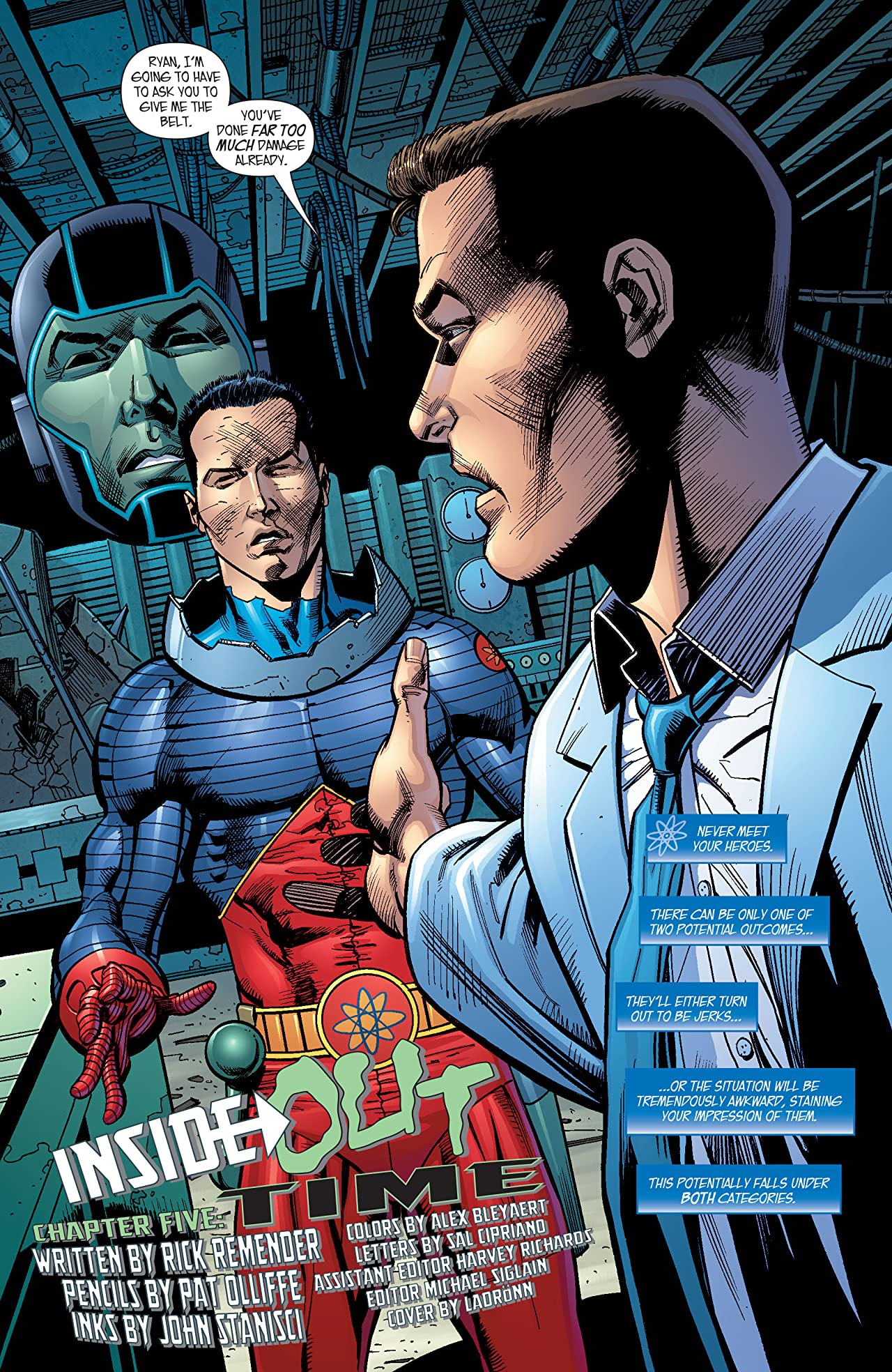 The All New Atom (2006-2008) #25