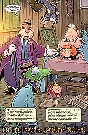 Roger Langridge's Snarked #4