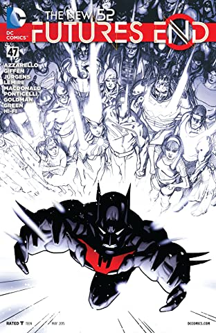 The New 52: Futures End #47
