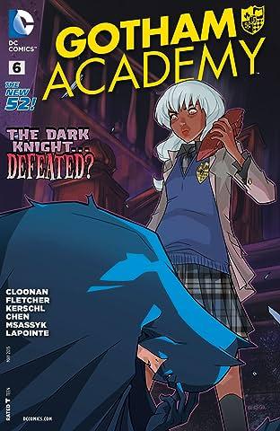 Gotham Academy (2014-) #6