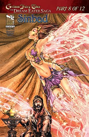 Grimm Fairy Tales: The Dream Eater Saga - Sinbad
