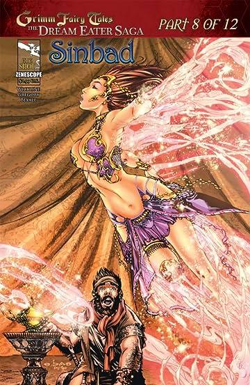 Grimm Fairy Tales: The Dream Eater Saga - Sinbad