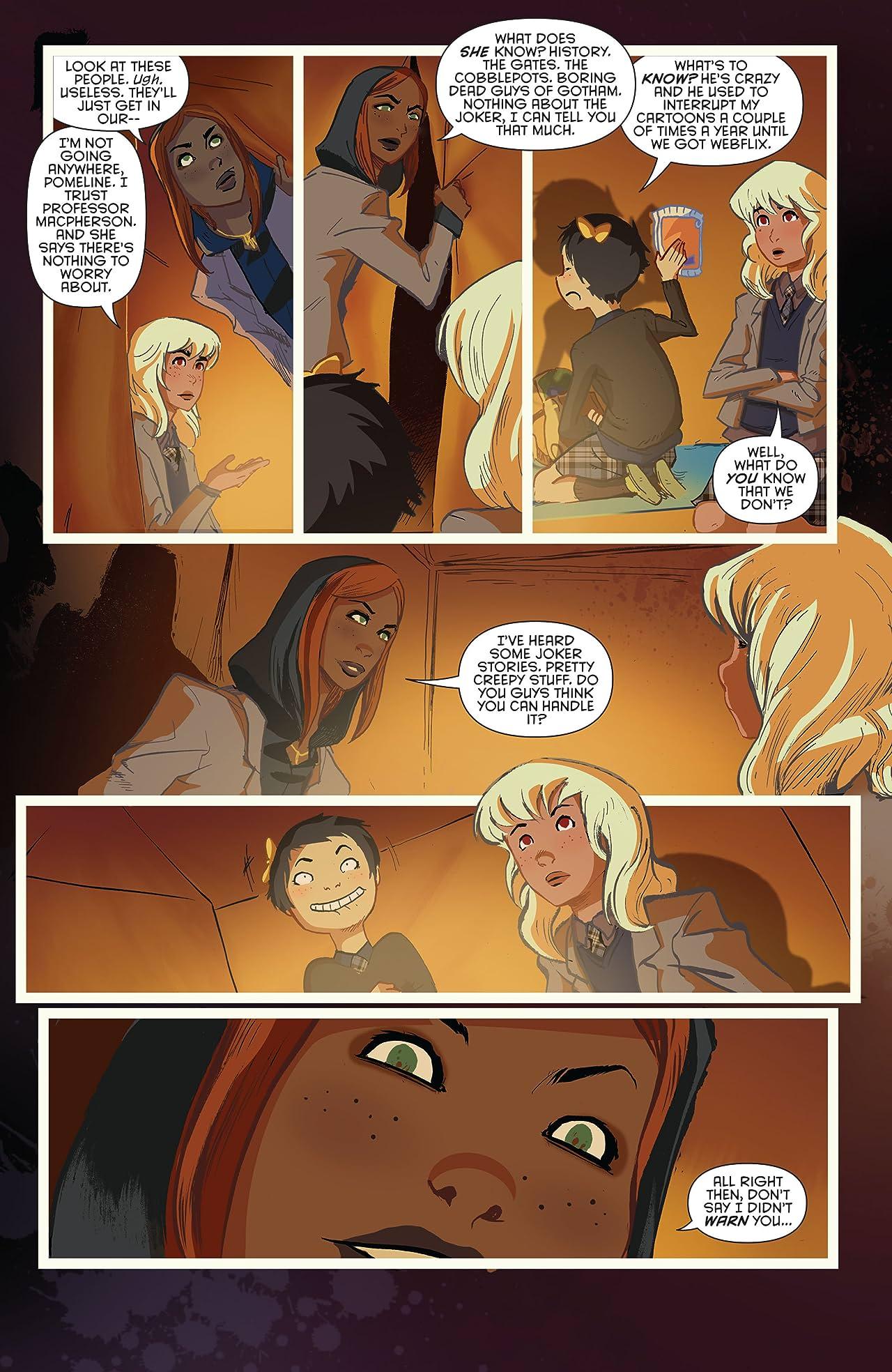 Gotham Academy: Endgame #1
