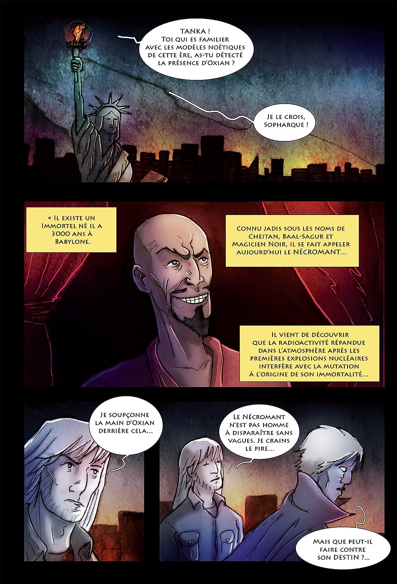 STRANGERS SEASON 0 Vol. 3: Le Retour de Starlock