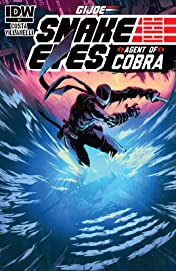 G.I. Joe: Snake Eyes, Agent of Cobra #3 (of 5)