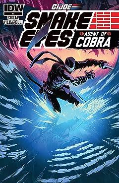 G.I. Joe: Snake Eyes, Agent of Cobra #3 (of 5)