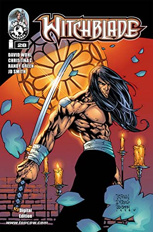 Witchblade #28