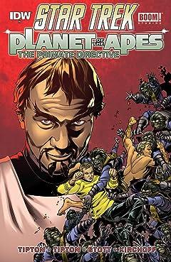 Star Trek / Planet of the Apes No.4 (sur 5)