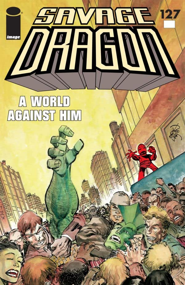 Savage Dragon #127