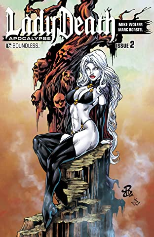 Lady Death: Apocalypse #2