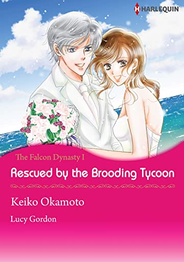 Rescued by the Brooding Tycoon