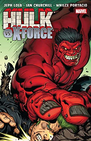 Hulk Tome 4: Hulk vs. X-Force