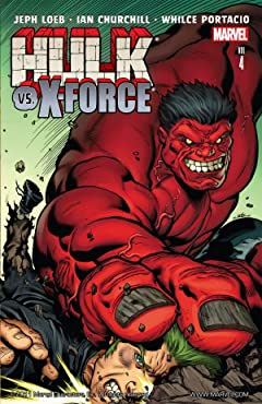 Hulk Vol. 4: Hulk vs. X-Force