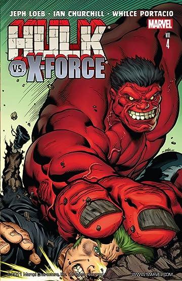 hulk vol 4 hulk vs x force comics by comixology