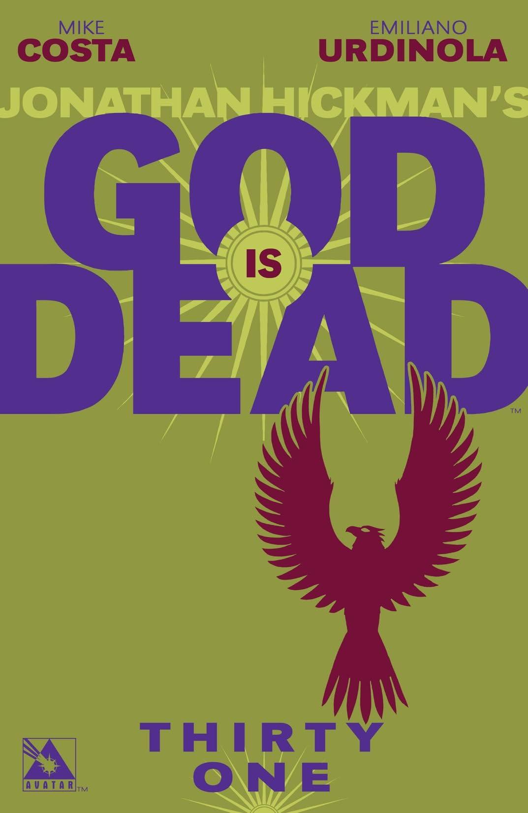 God is Dead #31