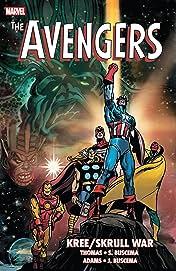 Avengers: Kree/Skrull War