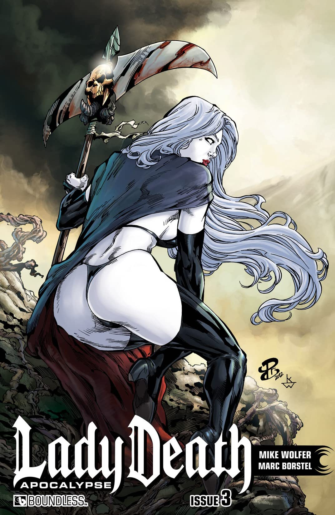 Lady Death: Apocalypse #3