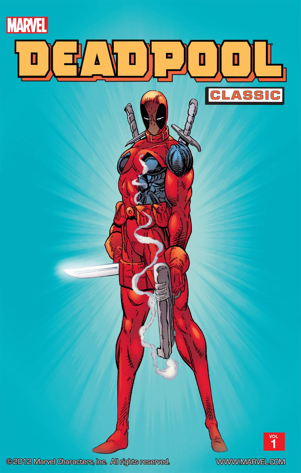 Deadpool Classic Vol. 1