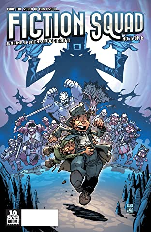 Fiction Squad #6 (of 6)