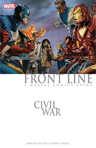 Civil War: Front Line Vol. 1