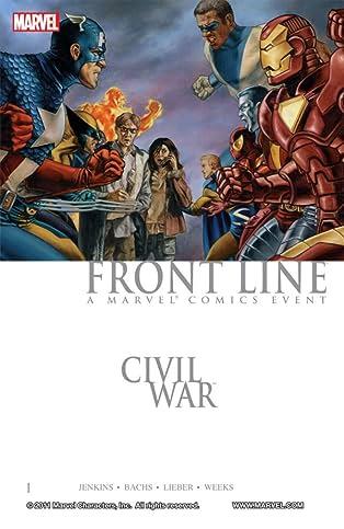 Civil War: Front Line Vol. 1
