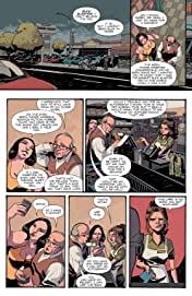 Palmiotti and Brady's The Big Con Job #1 (of 4)