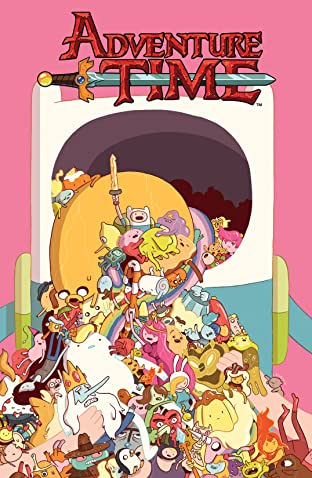 Adventure Time Tome 6