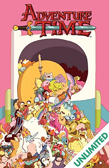 Adventure Time Vol. 6
