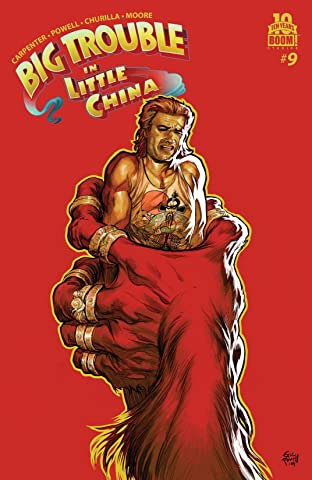 Big Trouble in Little China #9