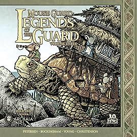 Mouse Guard: Legends of the Guard Vol. 3 #1