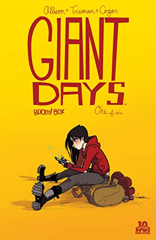 Giant Days No.1
