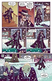 Abigail and the Snowman #4