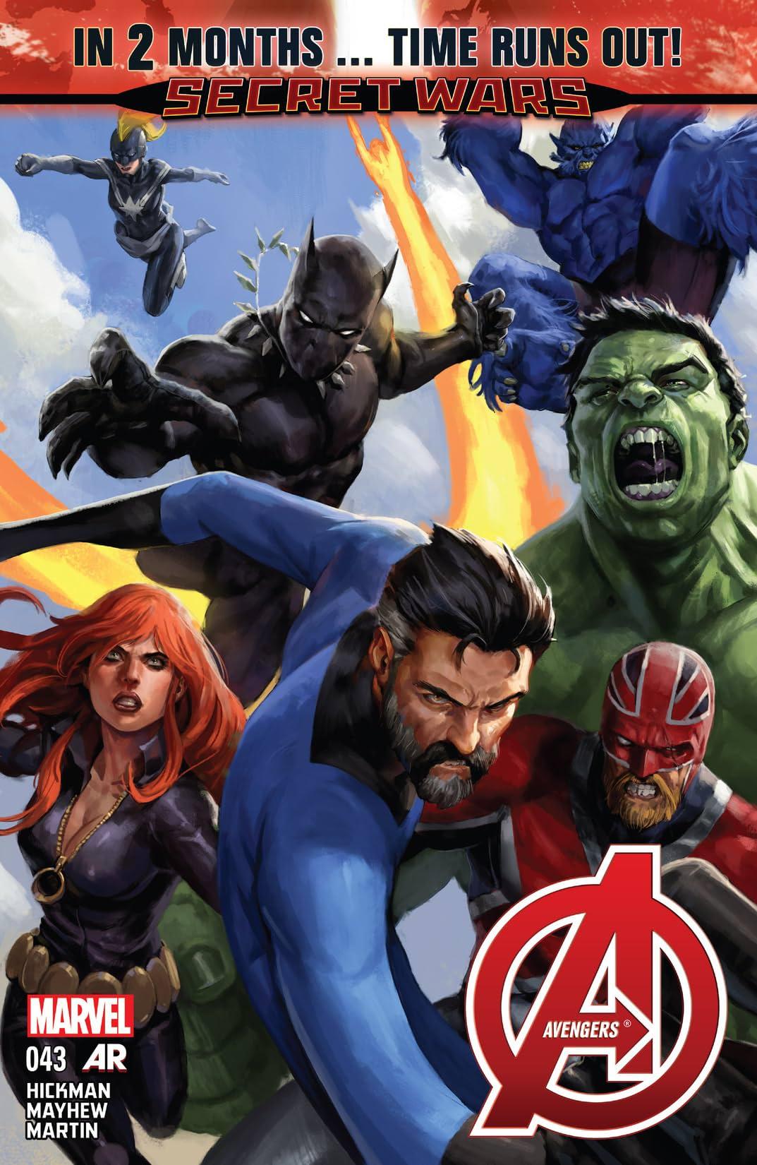 Avengers (2012-2015) #43