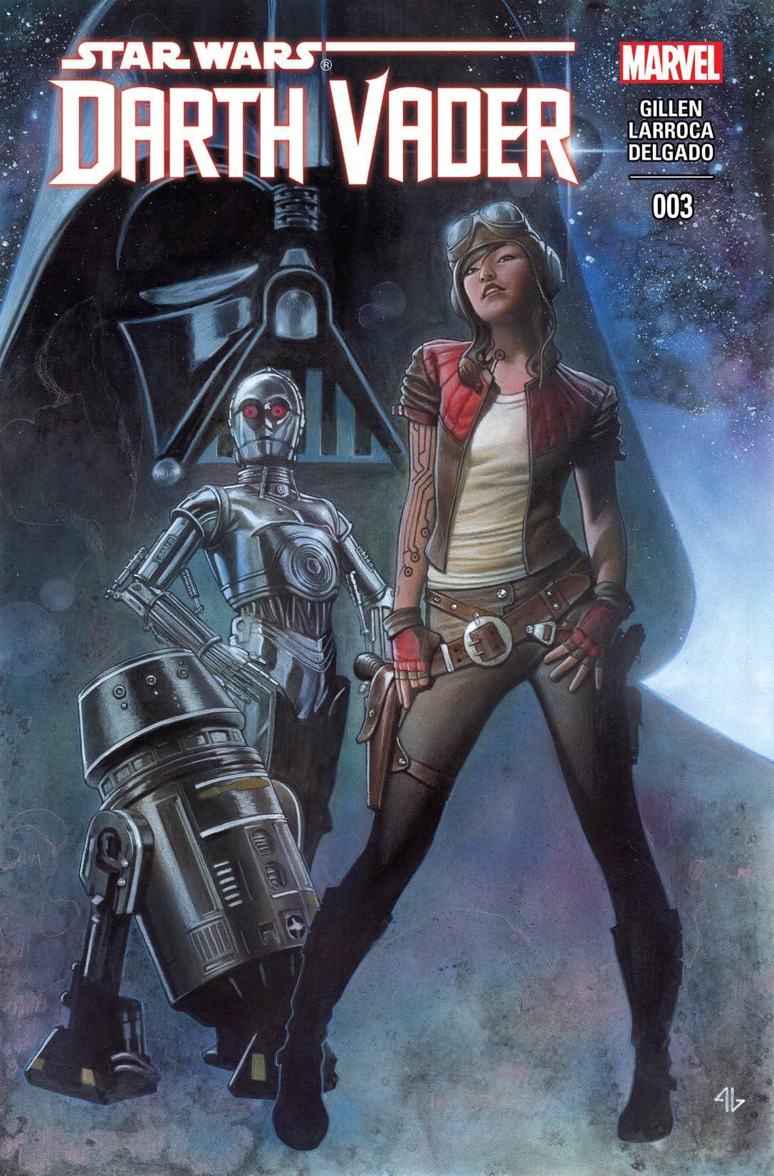 Darth Vader (2015-2016) #3