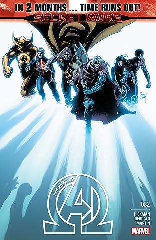 New Avengers (2013-2015) #32