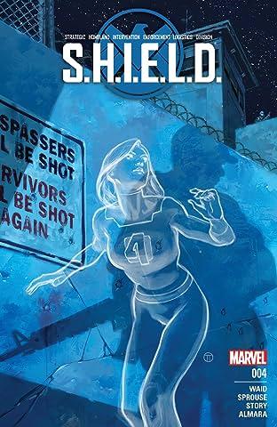 S.H.I.E.L.D. (2014-2015) No.4