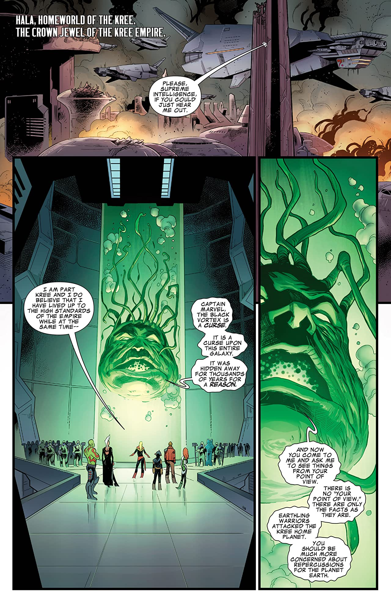 Guardians of the Galaxy (2013-2015) #25