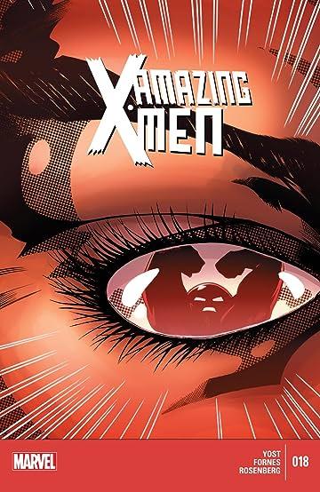 Amazing X-Men (2013-2015) #18