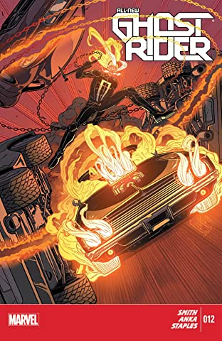 All-New Ghost Rider (2014-2015) #12