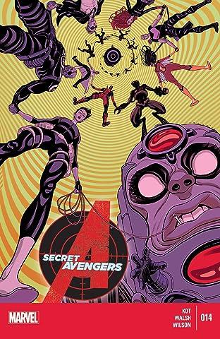 Secret Avengers (2014-2015) #14
