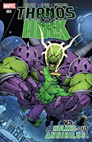 Thanos vs. Hulk #4 (of 4)