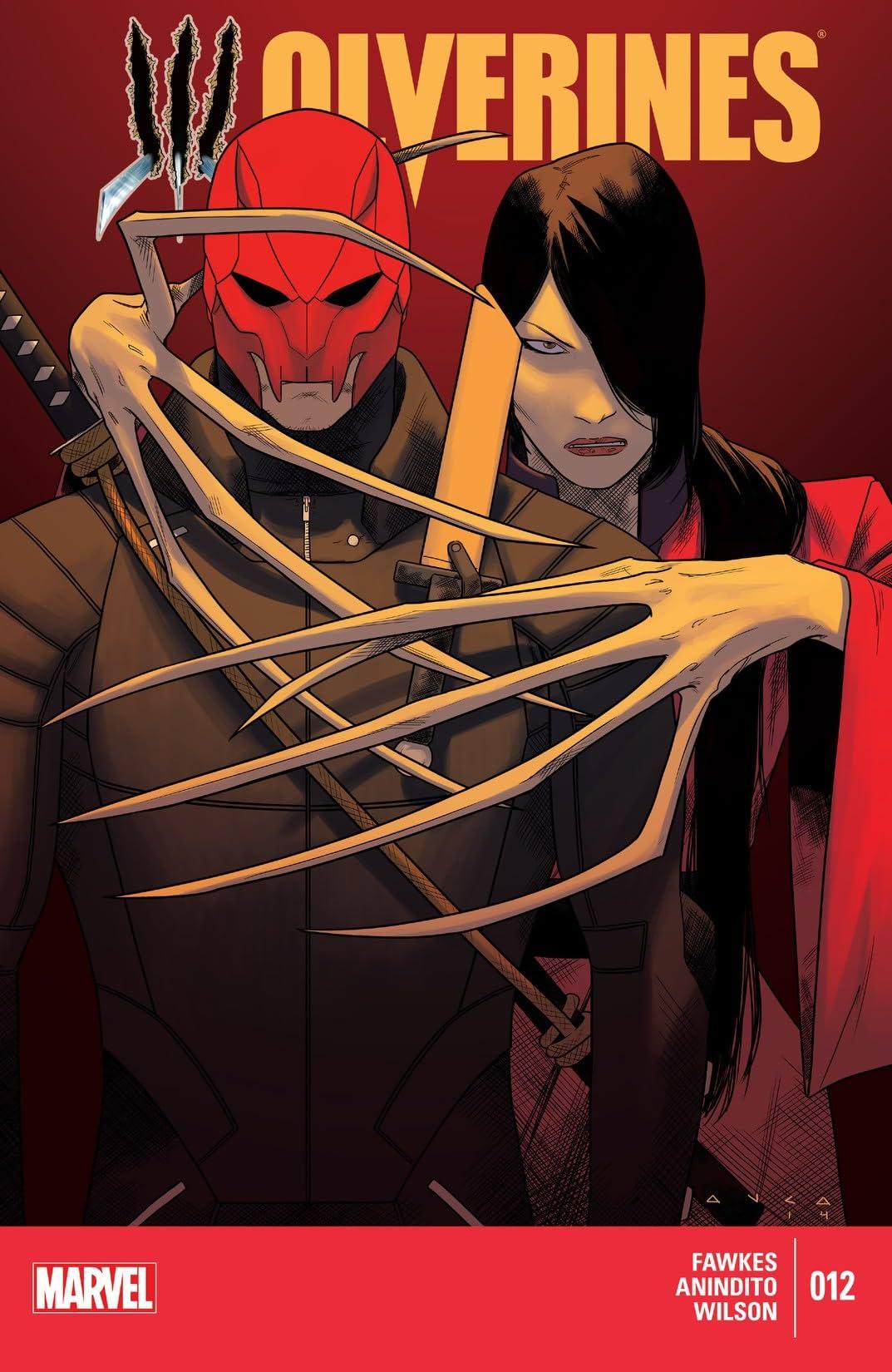 Wolverines (2015) #12
