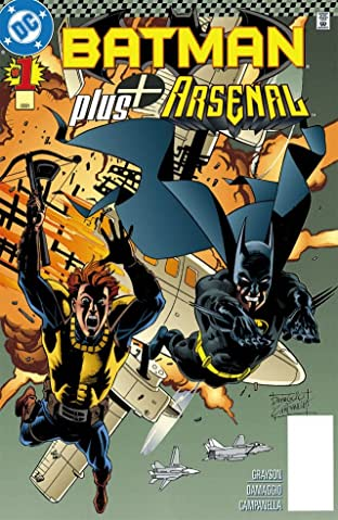 Batman Plus #1: Arsenal
