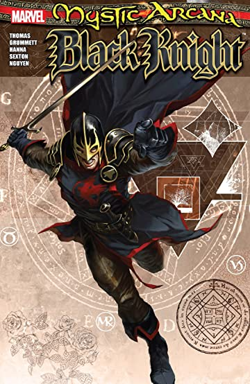 Mystic Arcana: Black Knight #1