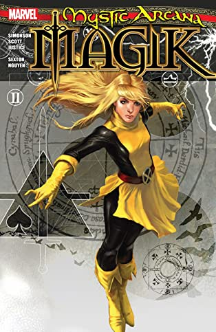 Mystic Arcana: Magik #1